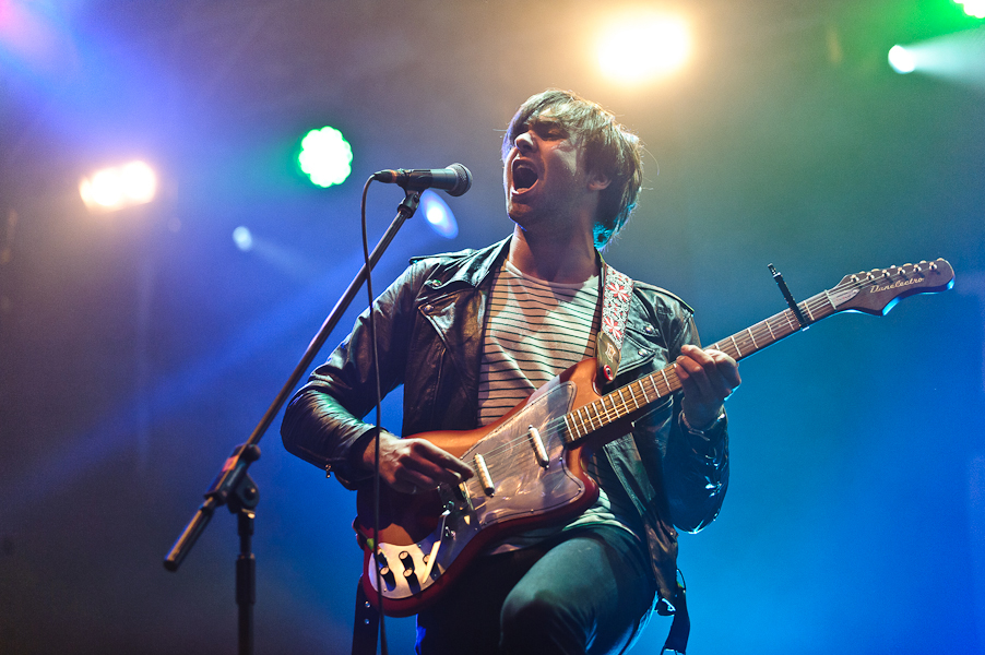 Soundtrack Of My Life: The Vaccines' Justin Young On Loving Elvis And Covering Ariana Grande At Karaoke