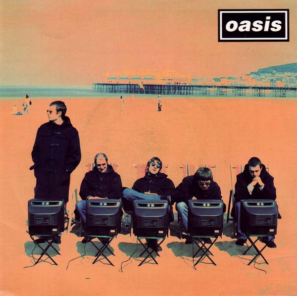 Oasis – The Stories Behind Their Cryptic Album And Single ... Oasis Band Album Cover