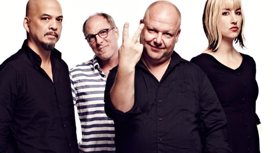 Pixies Us Tour
