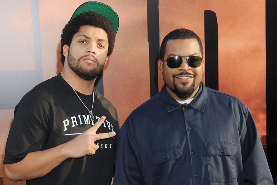 Ice Cube Surprises Fans At London Screening Of Nwa Film