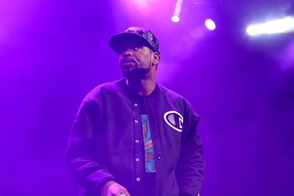 NEW YORK, NY - OCTOBER 16:  Method Man performs during Def Jam Recordings 30th Anniversary Concert at Barclays Center of Brooklyn on October 16, 2014 in New York City.  (Photo by Johnny Nunez/Getty Images)