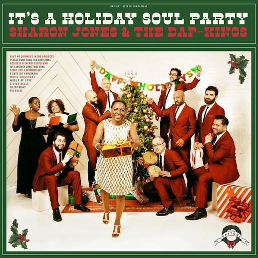 Christmas Albums 2019.Sharon Jones The Dap Kings Announce Christmas Album It S
