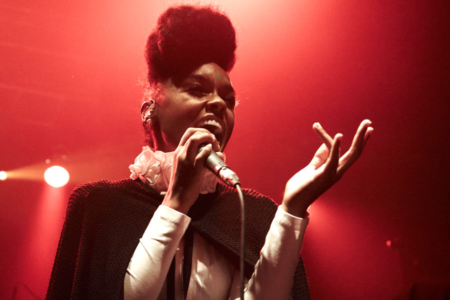Janelle Monáe on Iggy Azalea 'sample' claims: 'She steals from us, we steal back'