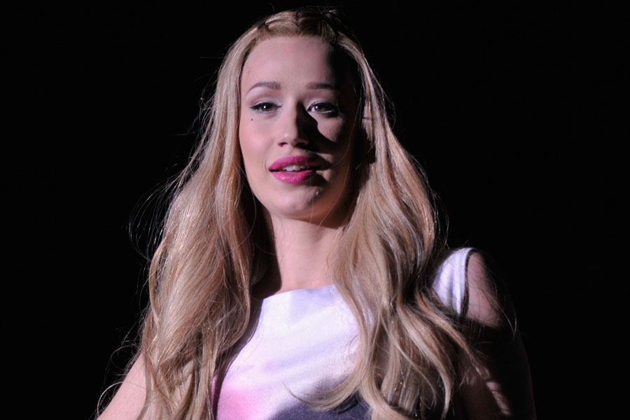 Iggy Azalea reveals she has completed six songs for new album