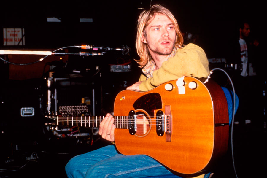 Kurt Cobain documentary will be eligible for 2016 Oscars following US cinema release