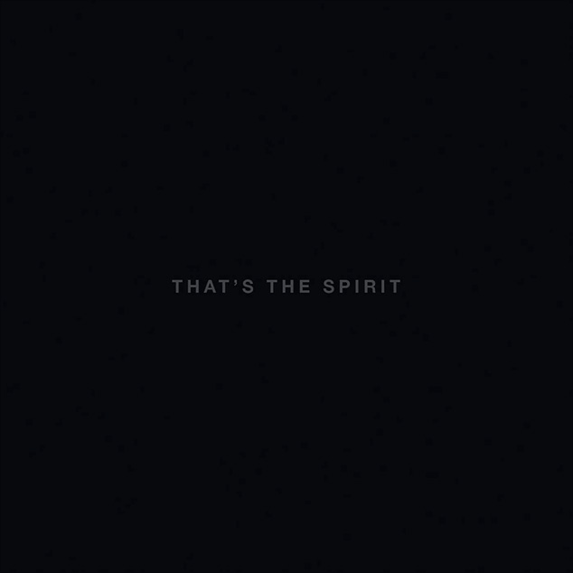 Bring Me The Horizon – 'That's The Spirit'