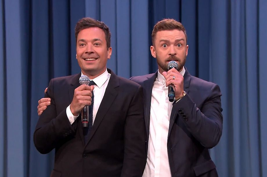 Watch Justin Timberlake and Jimmy Fallon perform Beastie Boys, R Kelly hits in 'History of Rap 6'