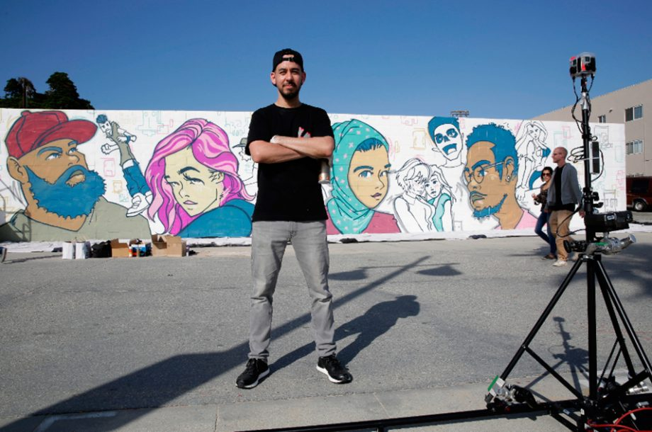 On The Road In Berlin With Linkin Park's Mike Shinoda: 'We ...