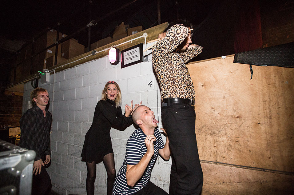 Wolf Alice – Backstage With The Band Who Could Change Your