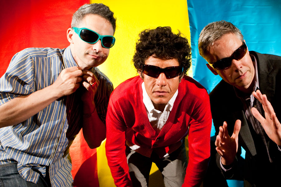 Director Spike Jonze: 'Beastie Boys and I wrote a film script together'