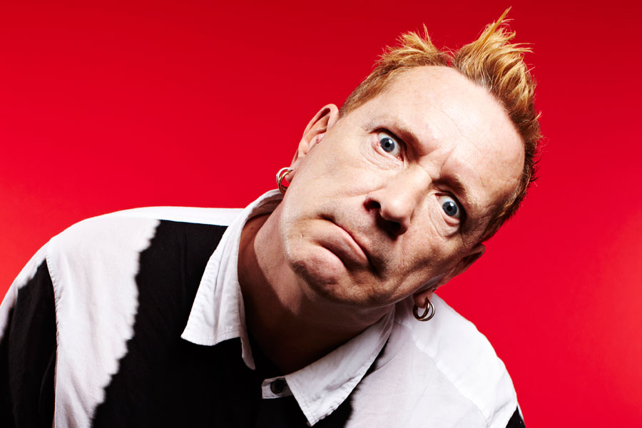 John Lydon: 'Ukip's talk about immigration is subdued racism'