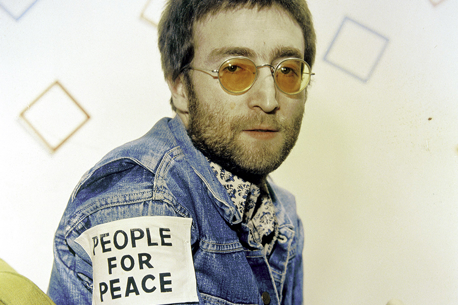 Remember Lennon Imagine 75 Where College Street Music Hall New Haven Connecticut When October 9 8pm Whats Happening Impersonator Peter