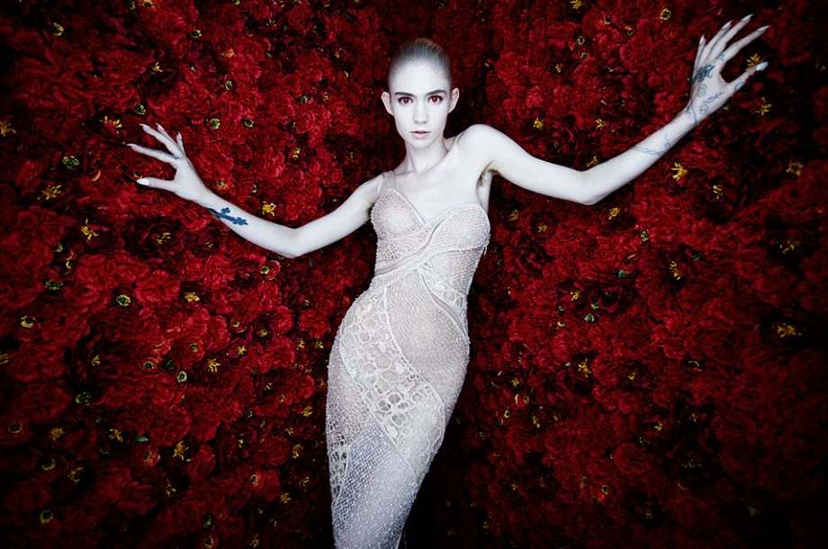 Grimes: 'You're never going to be able to pin down my style