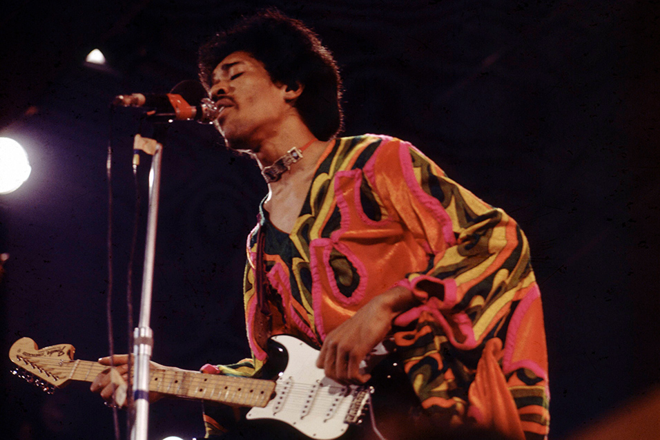 Musical Analysis – Jimi Hendrix