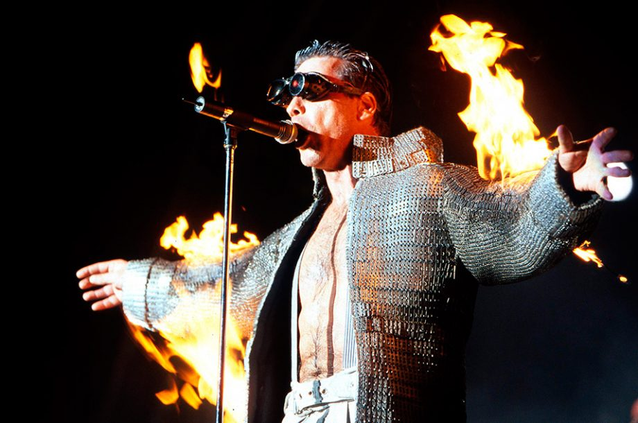 Rammstein Named As Third And Final Download 2016 Headliner