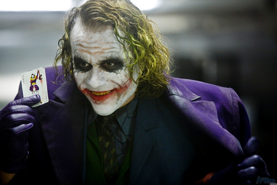 detailed look 3e9a4 99a0b Heath Ledger s Joker inspired by Tom Waits  - NME