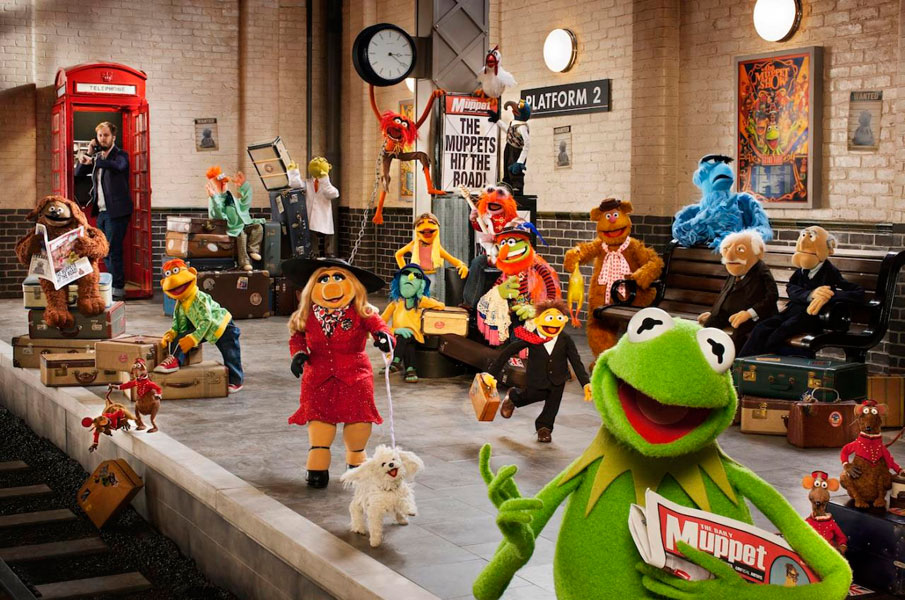 15 Of The Best Muppets And Sesame Street Song Parodies, From