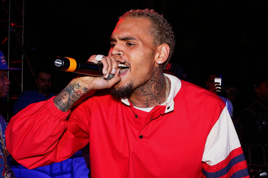Chris Brown releases 'Before The Party' mixtape featuring Rihanna