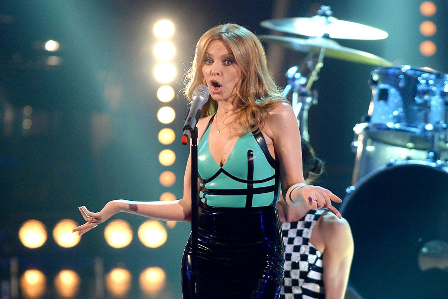 Iggy Pop to feature on Kylie Minogue's Christmas album - NME