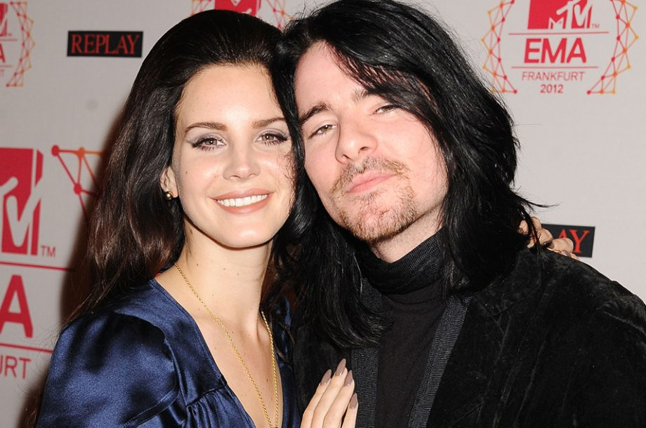 Lana and her ex-boyfriend O'Neil