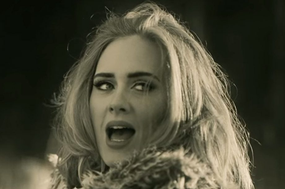 Fans Point Out Similarities Between Adele S Hello And