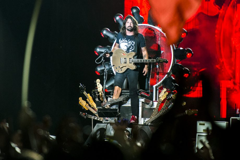 Foo Fighters Promise to Visit Italian Town After Viral ...