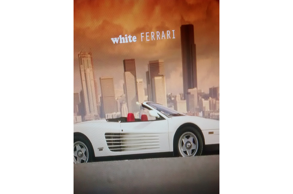 is frank ocean about to drop a new song called 'white ferrari'? - nme