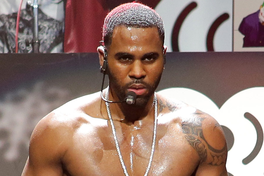 Jason Derulo fires his travel agent after being kicked off