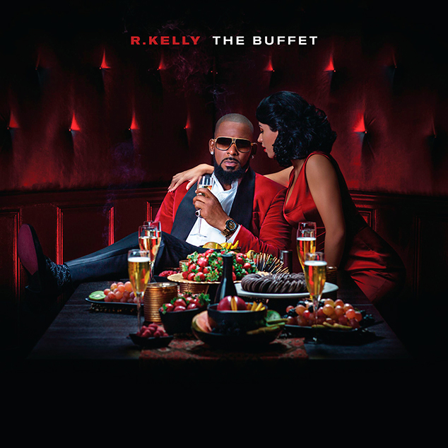 R Kelly - 'The Buffet' - NME