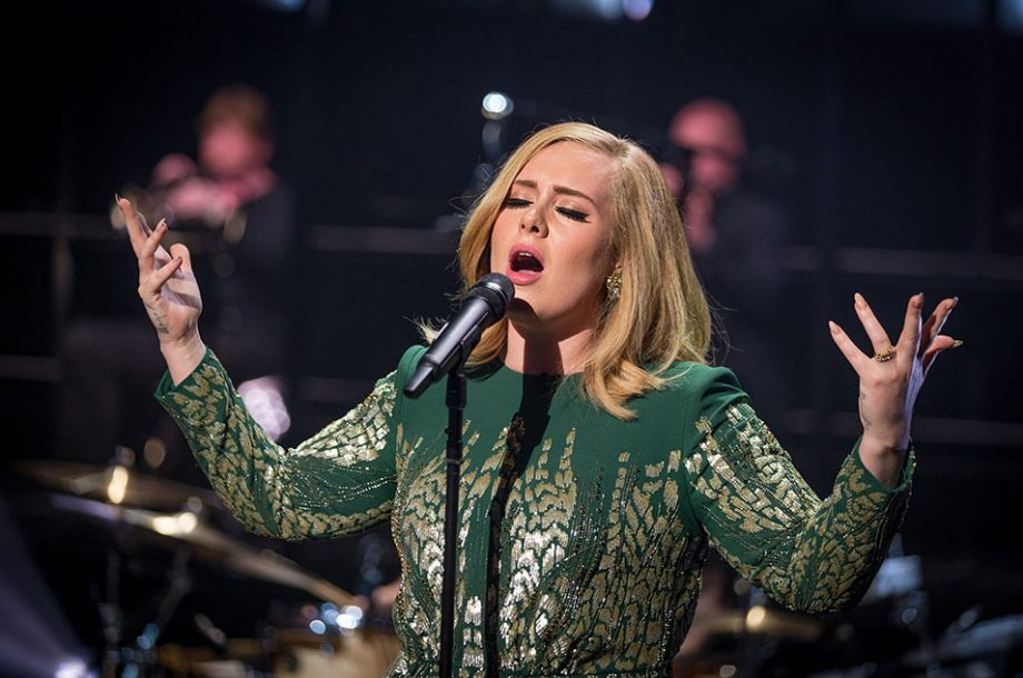 Adele says watching Kate Bush live inspired her return to