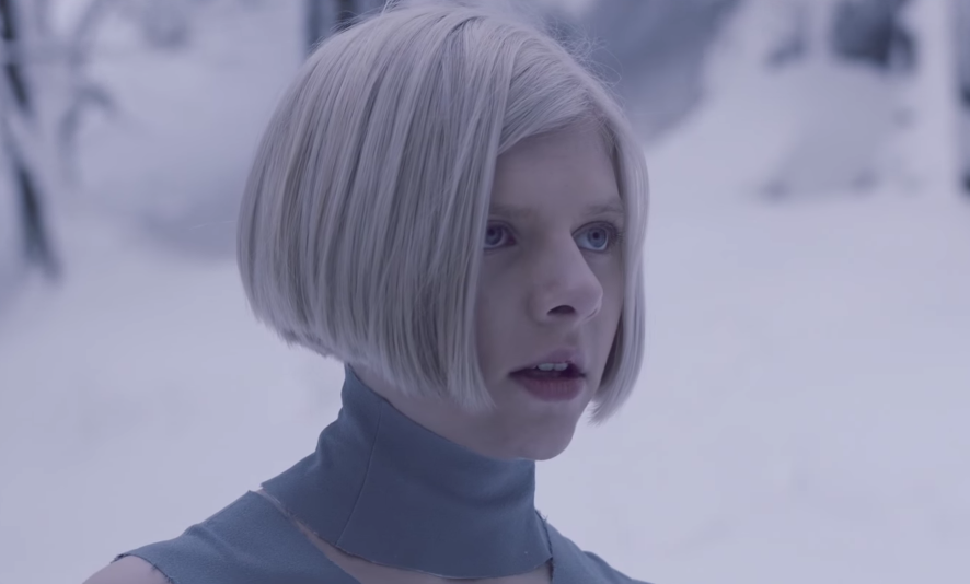 John Lewis Christmas Advert Singer Aurora Unveils Video For Oasis
