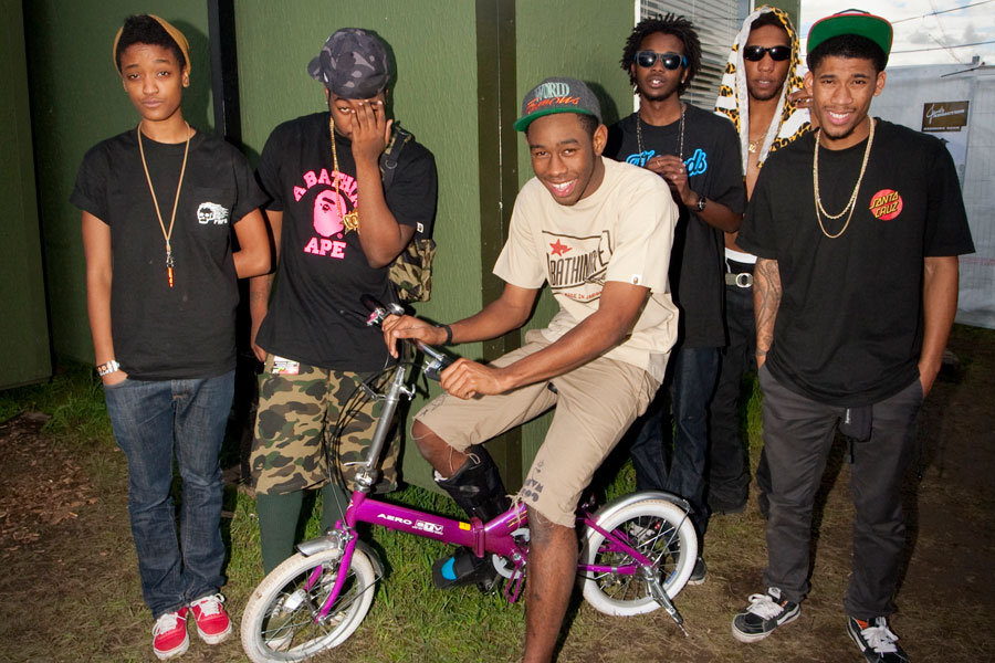 syd tha kyd says she was depressed on tour with odd future nme