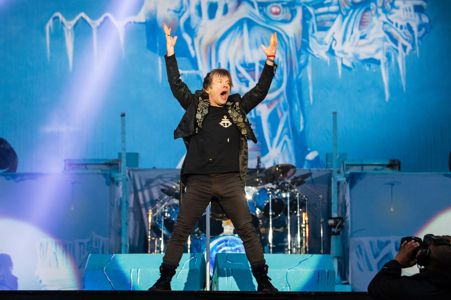 Iron Maiden confirmed as 2016 Download Festival headliner - NME