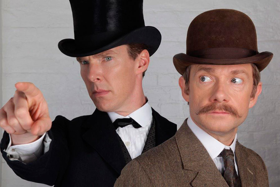 credit twittersue vertue - Watch Sherlock Christmas Special