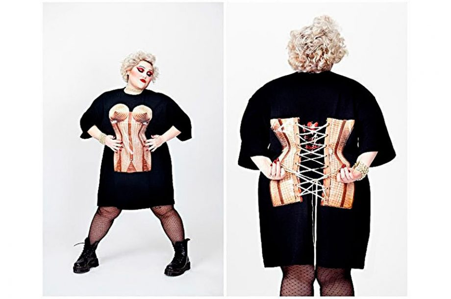 "Second Collection of ""Gossip""-Star Beth Ditto"
