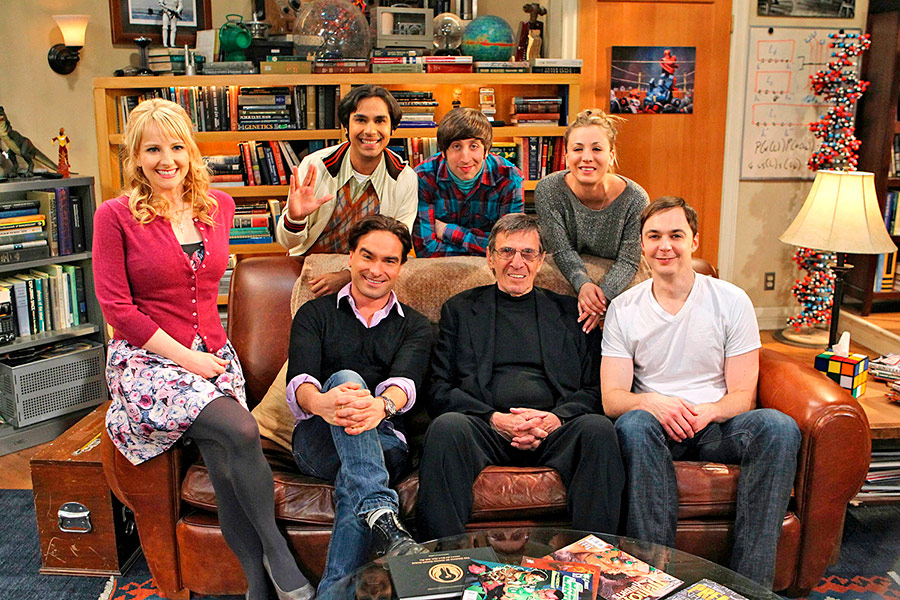 Big bang theory air dates