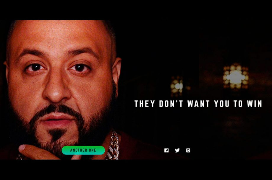 This DJ Khaled Advice Generator Holds The Key To More Success NME Classy Dj Khaled Quotes