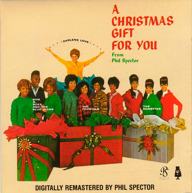 Phil Spector\'s \'A Christmas Gift For You\' – The Shocking Story Of ...