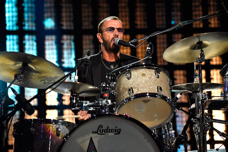 Ringo Starrs Beatles Drum Kit Sells At Auction For 22 Million