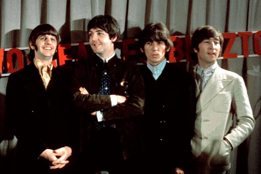 Dutch music traders take legal action over ownership of rare Beatles