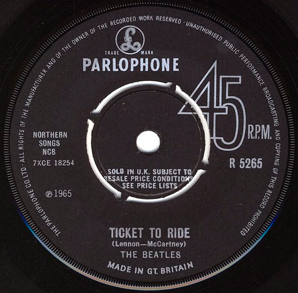 the greatest ever beatles songs picked by johnny marr royal  ticket to ride