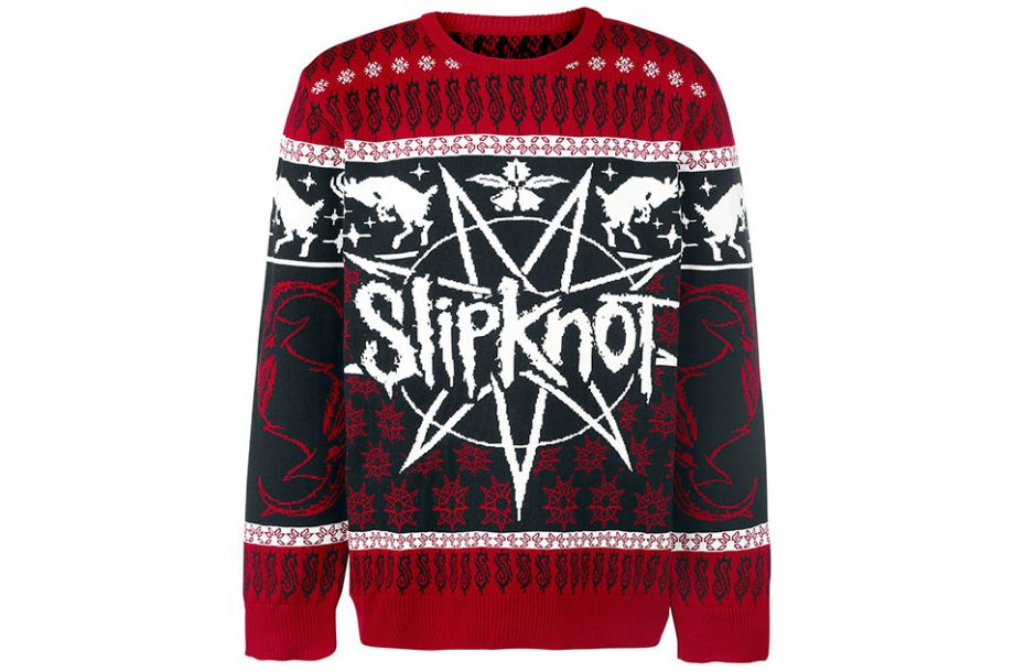 Black Sabbath Christmas Sweater.Tis The Season To Be Woolly 16 Awesome Music Themed
