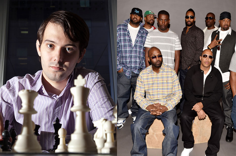 Martin Shkreli Appears To Be Selling His Wu Tang Clan