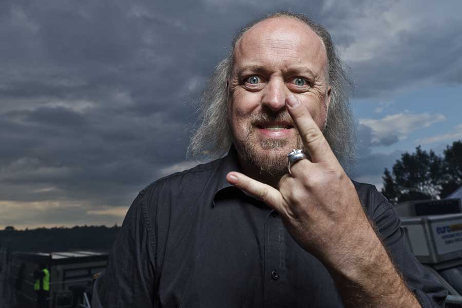 Bill Bailey Reinterprets Arctic Monkeys, Miley Cyrus & More For NME