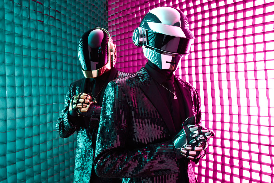 Daft Punk rumoured for 2017 world tour as mysterious website appears