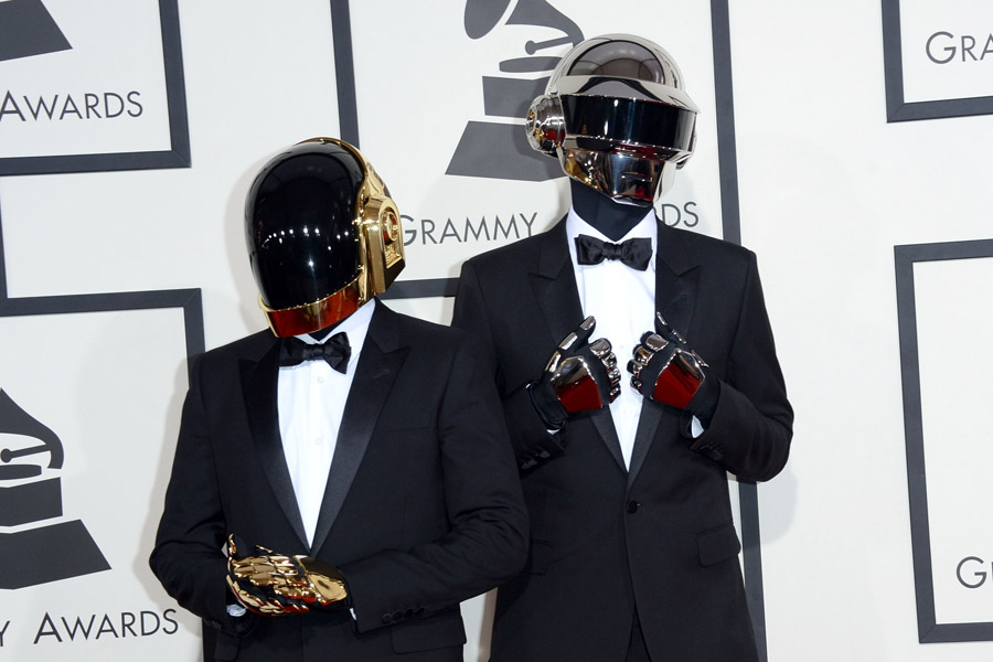 Daft Punk Tease Identity Behind The Masks In Unchained