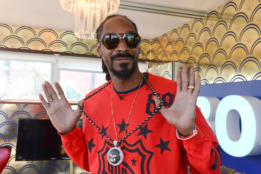 Snoop Dogg working on new album with Pharrell Williams and