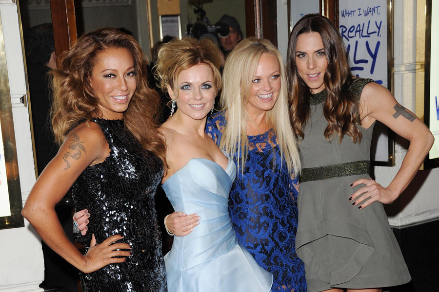 The Spice Girls' 'Wannabe' is catchiest pop song of last 60