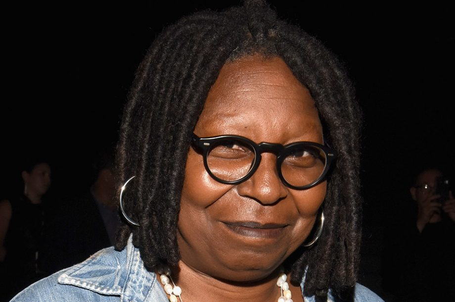 Whoopi Goldberg The Oscars Cant Be That Racist Because I Won One