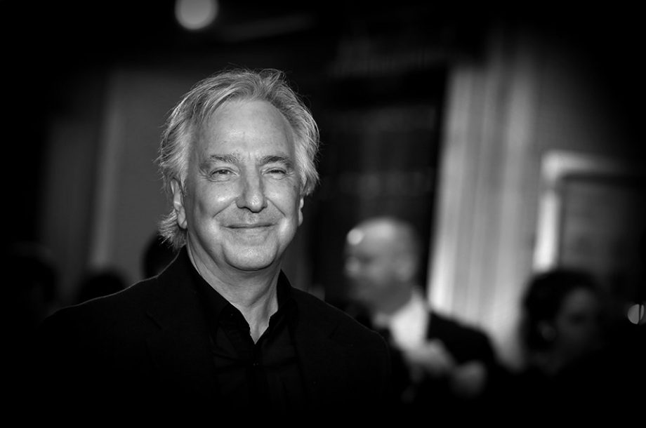 We Know The Late Alan Rickman Had The Perfect Voice – But Here's The Science To Prove It